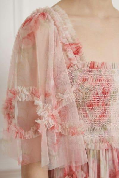 Needle & Thread Ruby Maxi Dress 3