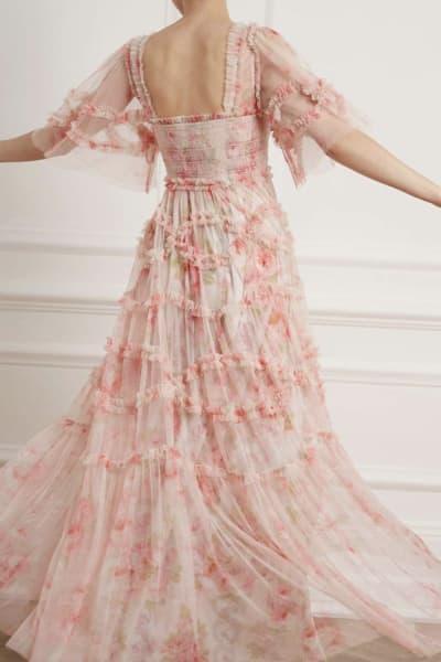 Needle & Thread Ruby Maxi Dress 4