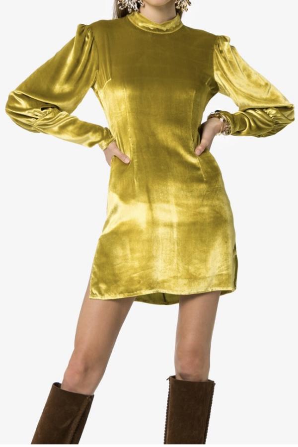 De La Vali Jane mini dress  1 Preview Images