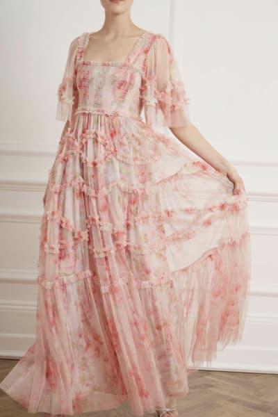 Needle & Thread Ruby Maxi Dress 2