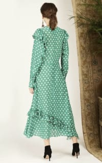 Hayley Menzies Sweetheart sage dress 2 Preview Images