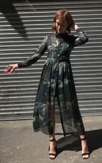 House of Hackney Rowe Maxi Dress 2 Preview Images