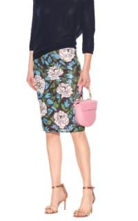 Diane Von Furstenberg Floral sequinned skirt 2 Preview Images
