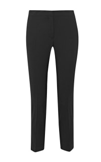Acne Studios Acne Studios Saville Cropped Trousers Preview Images