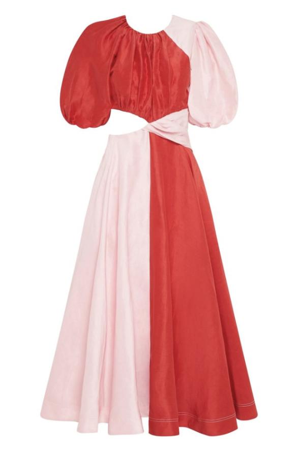 Aje Entwined dress 2