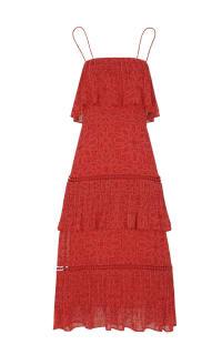 Whistles Riya Printed Dress 3 Preview Images