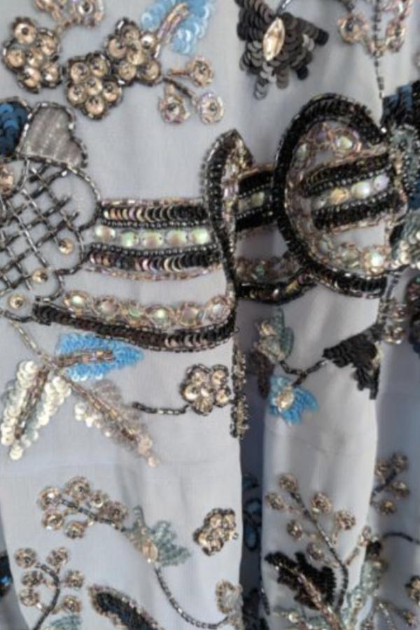 Needle & Thread Embellished Midi Dress 4