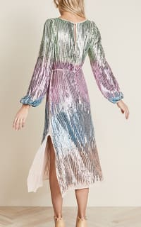 RIXO London Coco Sequin Dress 3 Preview Images