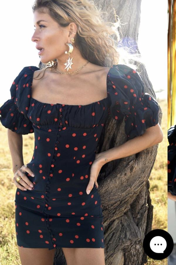 Rat & Boa The moko dress  1 Preview Images