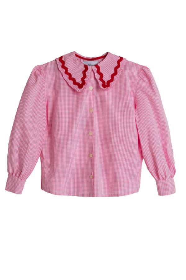 Image 1 of La Veste school shirt 03
