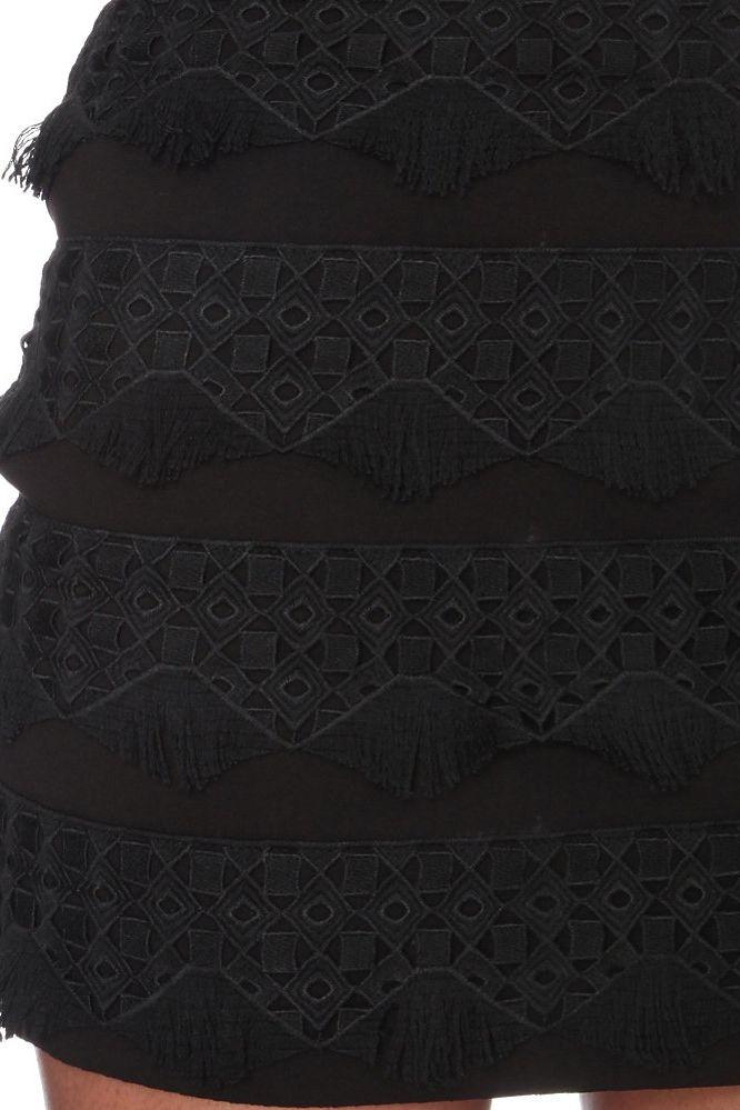 Maje Joe Neoprene Skirt 2 Preview Images