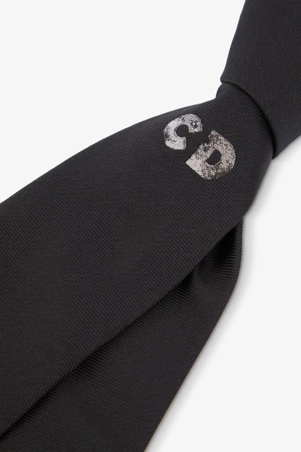 DIOR Dior Tie Jacquard Logo 1 Preview Images