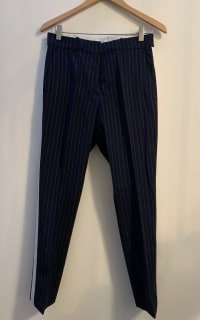 Racil Aires Pinstriped Trousers 5 Preview Images