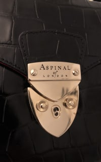 Aspinal of London Black Clutch Bag 5 Preview Images