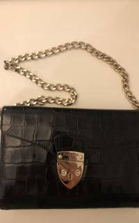 Aspinal of London Black Clutch Bag 2 Preview Images
