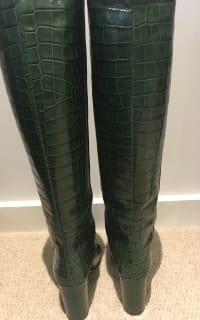 Paris Texas Moc Croc Boots 2 Preview Images