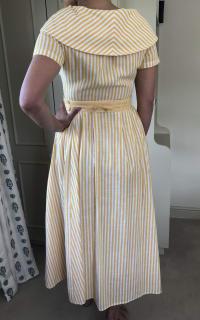 Gül Hürgel Striped cotton and linen-blend 4 Preview Images