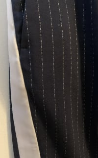 Racil Aires Pinstriped Trousers 2 Preview Images