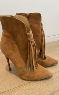 Christian Louboutin summer boots 2 Preview Images