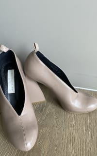 Stella McCartney twisted heel 3 Preview Images