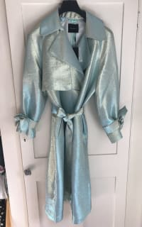 Palones Iridescent Trench Coat 2 Preview Images