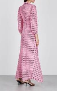 Olivia Rubin Elizabeth polka-dot dress 3 Preview Images
