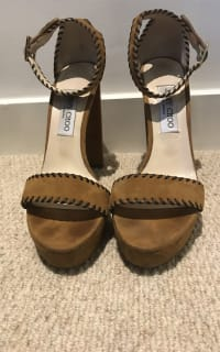 Jimmy Choo Holly Platform Sandals 2 Preview Images