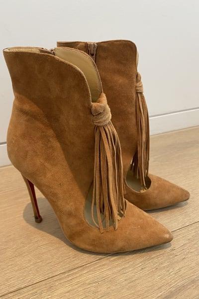 Christian Louboutin summer boots 2