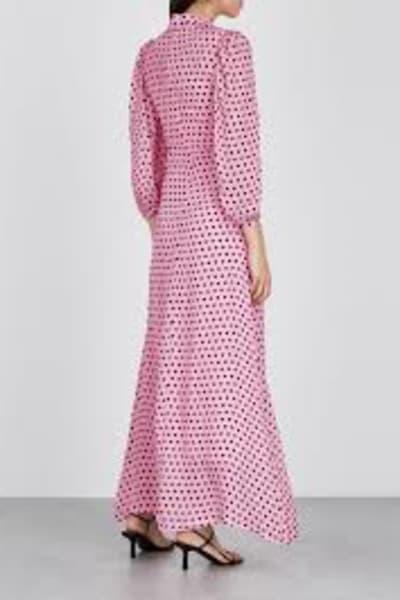 Olivia Rubin Elizabeth polka-dot dress 3