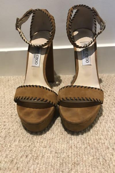 Jimmy Choo Holly Platform Sandals 2