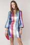 RIXO London Sequin rainbow dress 2 Preview Images