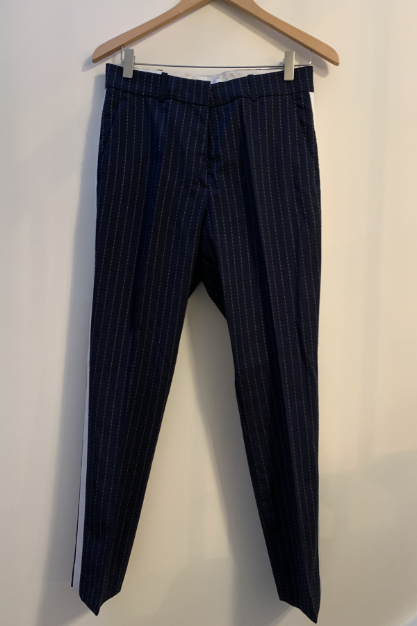 Racil Aires Pinstriped Trousers 5