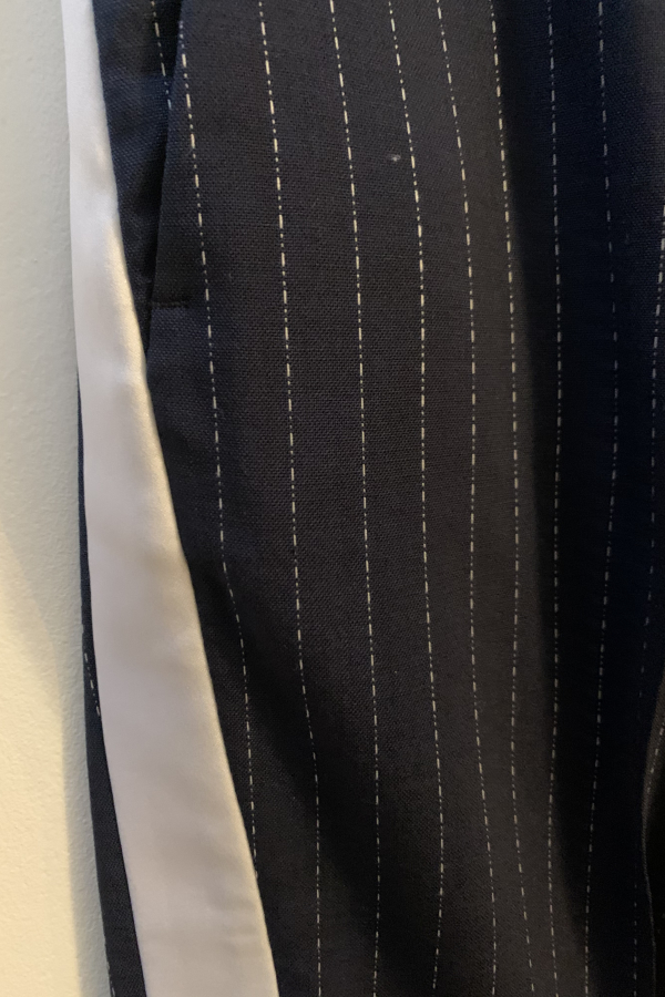 Racil Aires Pinstriped Trousers 2