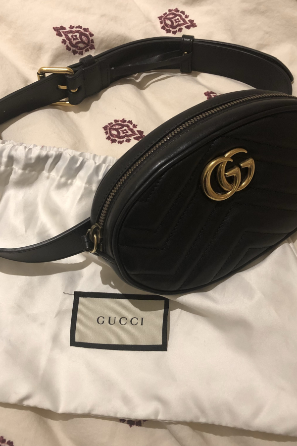 Gucci GG Marmont belt bag 2
