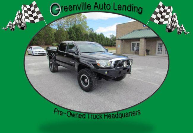2011 Toyota Tacoma DOUBLE CAB