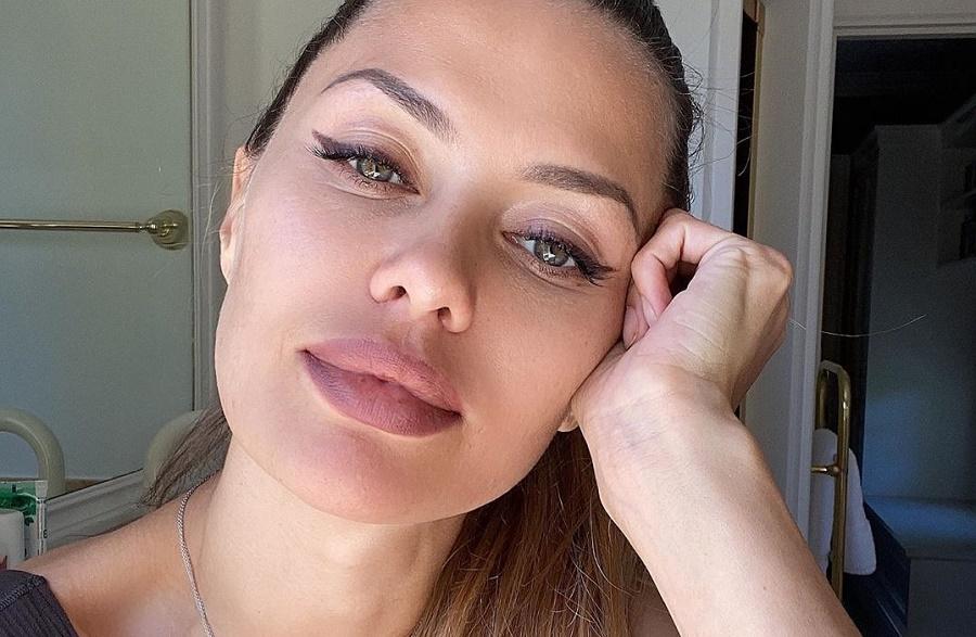 Виктория Боня показала фото без ретуши