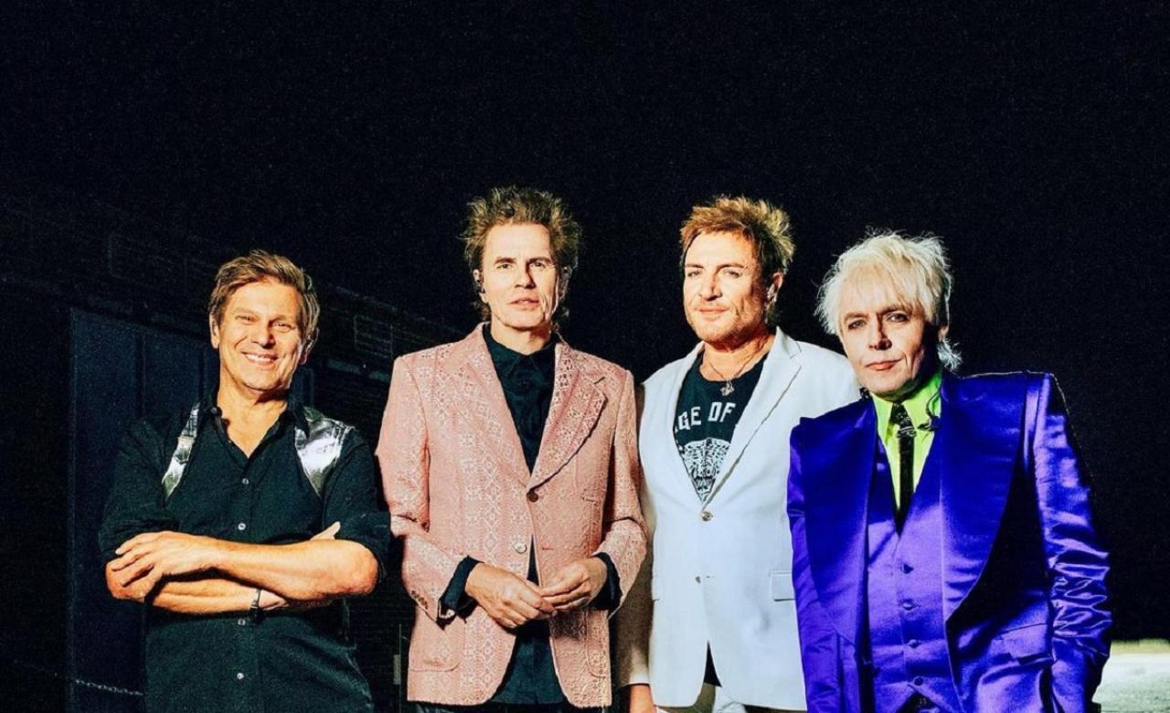 Группа Duran Duran выпустила новый альбом спустя 40 лет после дебюта на сцене