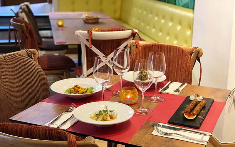 Naan Bar Restaurant | Valletta | Malta