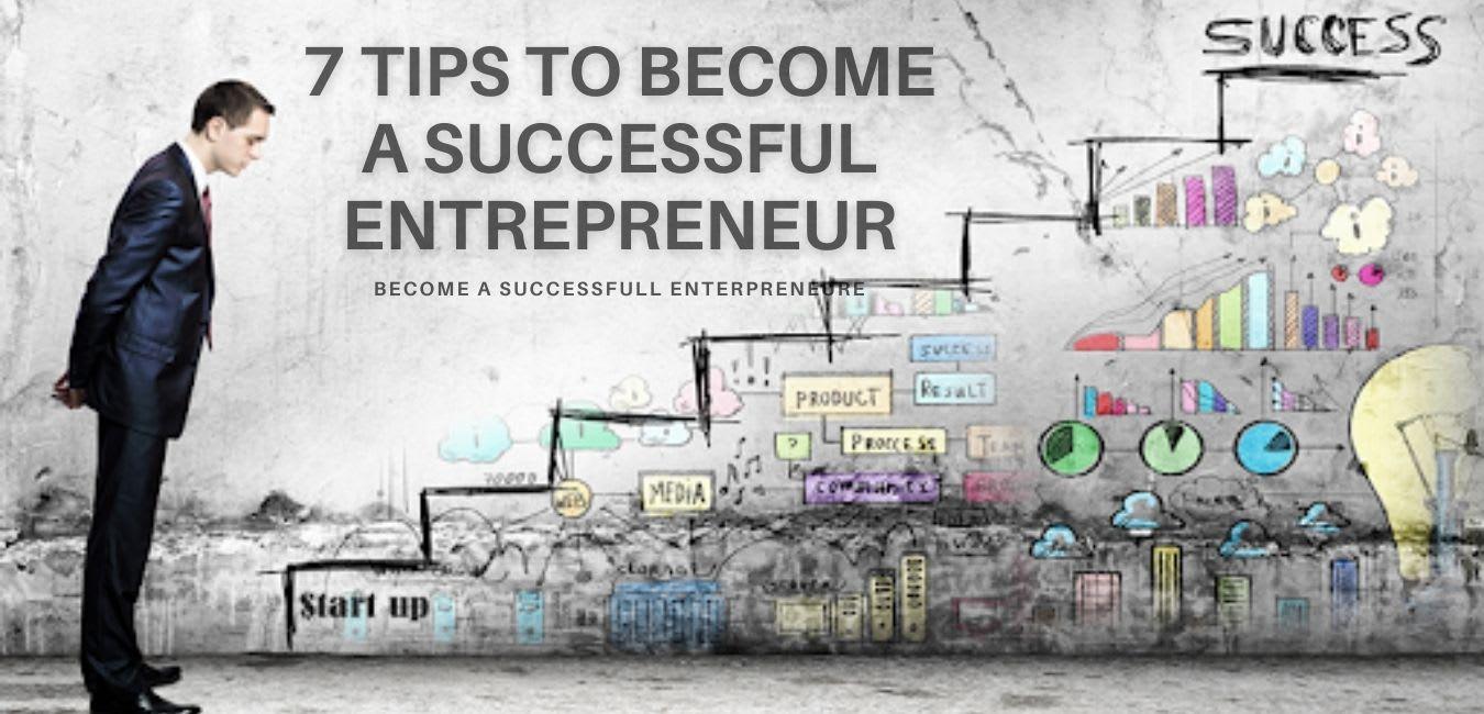 Become Successful Entrepreneur, Successful Entrepreneur, Successful Entrepreneur tips