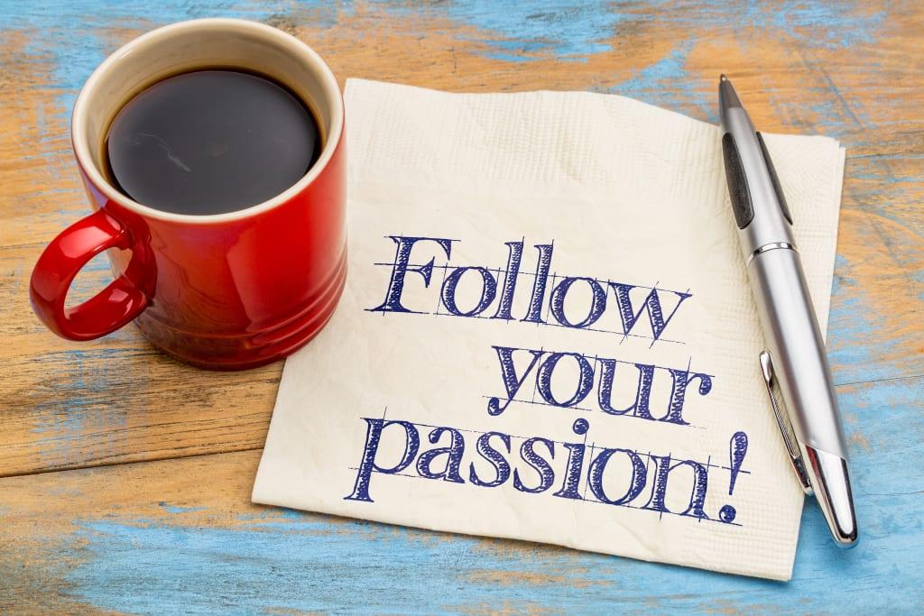 follow your passion to become Entrepreneur, Entrepreneur success, success quota