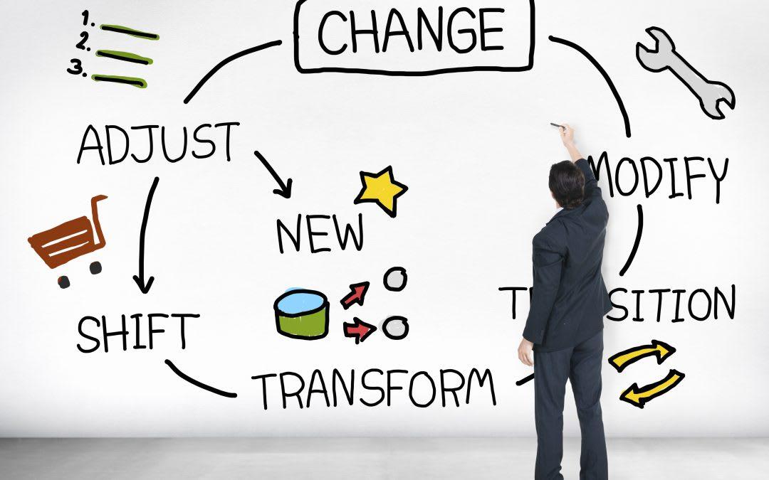 Embrace Change, entrepreneurship