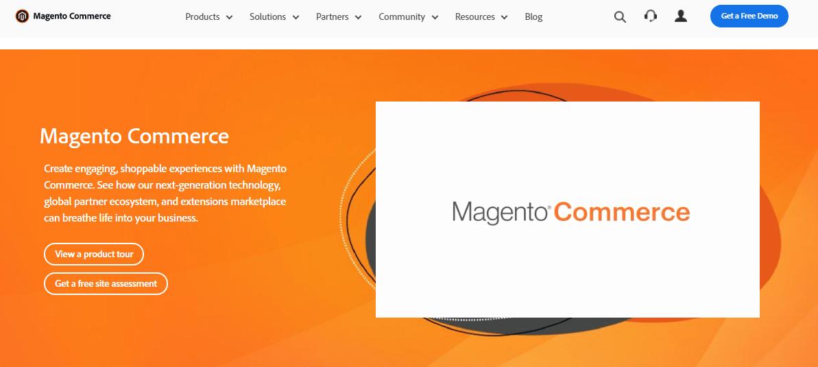 Magento eCommerce Website, Magento Dropshipping