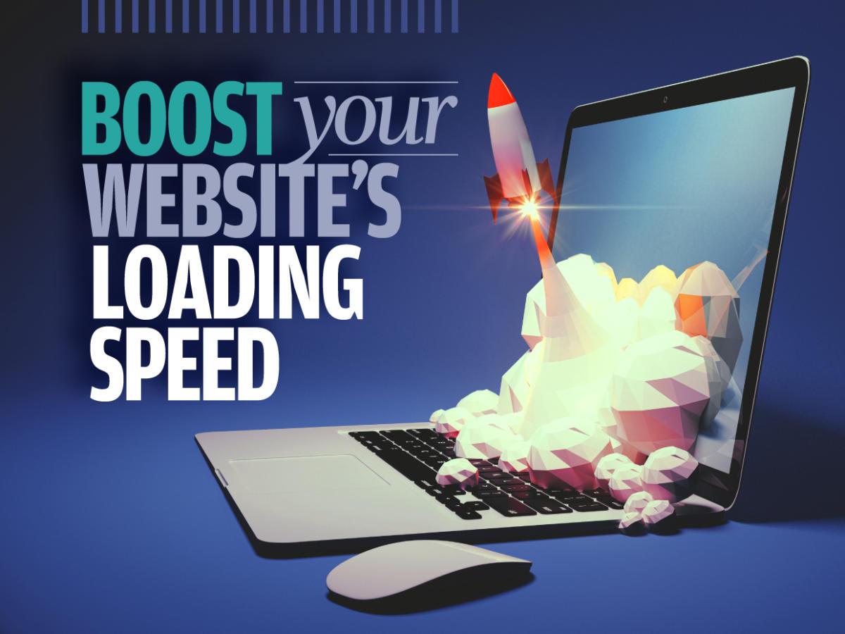 Website loading speed optimization