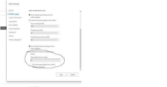Remote Server returned 554