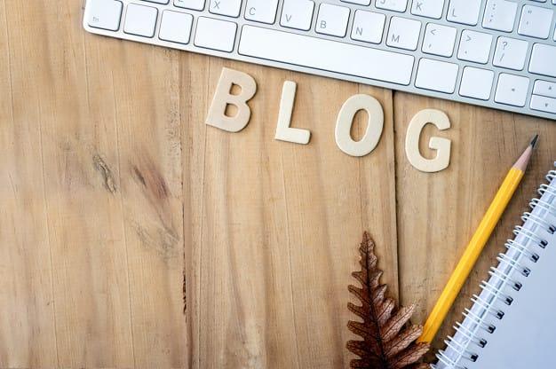 Write Blog post, bloggin