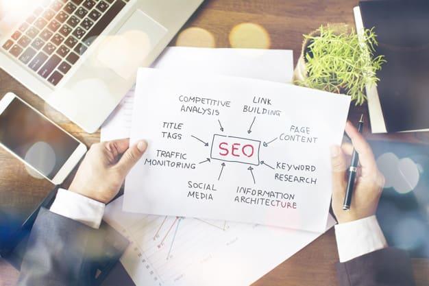 SEO Strategy, Blogging, Write SEO Content