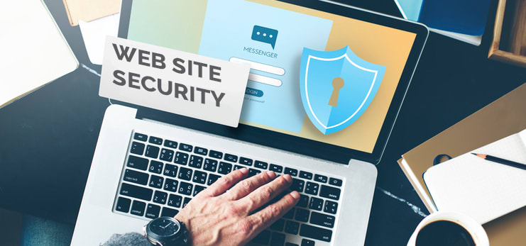 Website Security, eCommerce Store
