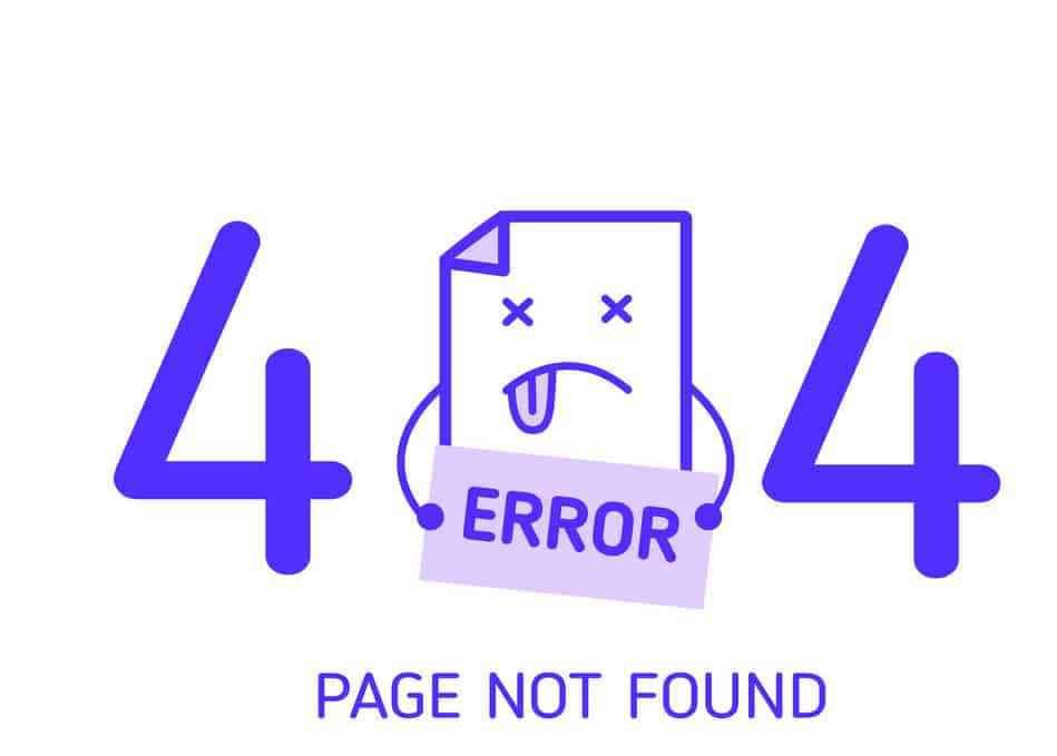fix wordpress 404 error