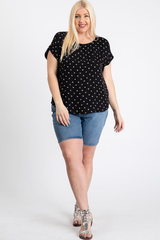 Ready To Roll Shirt - Black - Front