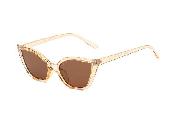 Retro Vintage Cat-eye sunglasses -  - Back
